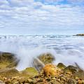 Wave Splash by Gary Gillette