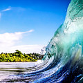 Wave Wall by Nicklas Gustafsson