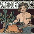 Waverley Cycles - Paris 1898 by Daniel Hagerman