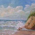 Waves  by Barbara Harper