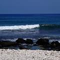 Waves In Paradise by Pamela Walton