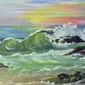 Waves by Saga Sabin