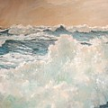 Waves by Perrys Fine Art