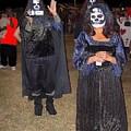Waving Ghoul Cinematographer Halloween Casa Grande Arizona 2004 by David Lee Guss