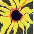 Waving Sunflower by Roy Hummel