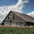 Way Of Life - Weathered Barn In Kansas by Southern Plains Photography