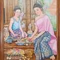 Way Of Thailand by Piman Wongsangnoi