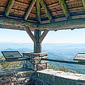 Wayah Bald Observation Tower - Macon County, North Carolina by Timothy Wildey