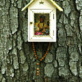 Wayside Shrine by Marta Grabska-Press