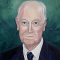 Wc Brown Commsioned Portrait by Anne Cameron Cutri