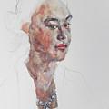 Wc Mini Portrait 8             by Becky Kim