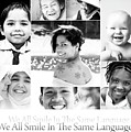We All Smile In The Same Language by Jacky Gerritsen