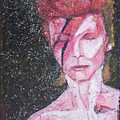 We Can Be Heroes A Tribute To David Bowie by Laurie Maves ART
