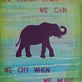 We Laugh, We Cry by Emily Page
