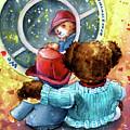 We Love Paddington by Miki De Goodaboom