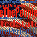We The People Of The United States Of America by Anne Kitzman