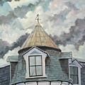 Weather Vane by Richard T Pranke