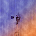 Weather Vane Sunset by Bill Cannon