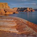 Weathering Pit Ridge Sunset by Tom Daniel