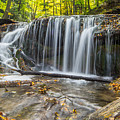 Weaver's Creek Falls by Richard Kitchen