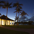 Wedding Chapel At Turtle Bar Resort by Michael Sangiolo
