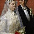Wedding by Gari Melchers