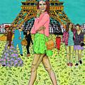 Weekend In Paris by Alan Morrison