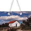 Weekender Tote-cloud Covered Light Station by Karen Silvestri