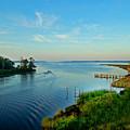 Weeks Bay Going Fishing by Michael Thomas
