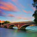 Weeks' Bridge by Rick Berk