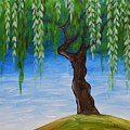 Weeping Willows by Emily Page