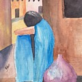Weeping Woman  by Susan Kubes