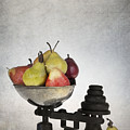 Weighing Pears by Jane Rix