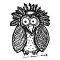Weird O Bird by Karl Addison