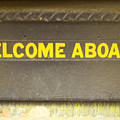 Welcome Aboard  by Cathy Anderson