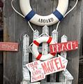 Welcome Aboard by Joyce StJames