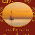 Welcome Aboard - Sailing by TL Mair