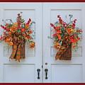 Welcome Doors by Marcel  J Goetz  Sr
