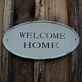 Welcome Home by Donna  Davis