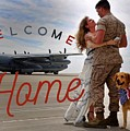 Welcome Home by Kathy Tarochione