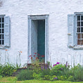 Welcome Home Old Door And Windows by Terry DeLuco