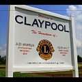 Welcome To Claypool by Tina M Wenger