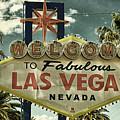 Welcome To Fabulous Las Vegas by Toula Mavridou-Messer