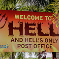 Welcome To Hell by Teresa Wilson