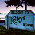 Welcome To Kelleys Island by Kenneth Krolikowski