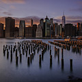 Welcome To Nyc by Juergen Roth