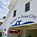 Welcome To Ocean City Maryland by Jeramey Lende