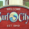 Welcome To Surf City by Cynthia Guinn
