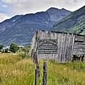 Welcome To Telluride Colorado by Brendan Reals