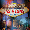 Welcome To Vegas Xii by Ricky Barnard
